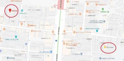 結音茶舗_地図